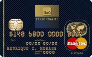 Conheça o Cartão de Crédito Itaú Personnalité - Juros Baixos db3937b9052ee