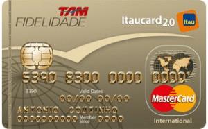 Conheça o Cartão de Crédito TAM Itaucard 2 0 - Juros Baixos