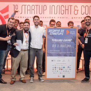 Juros Baixos premiado no Desafio de Startups do 1º SIC