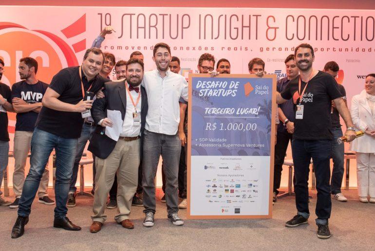 Desafio de Startups SIC