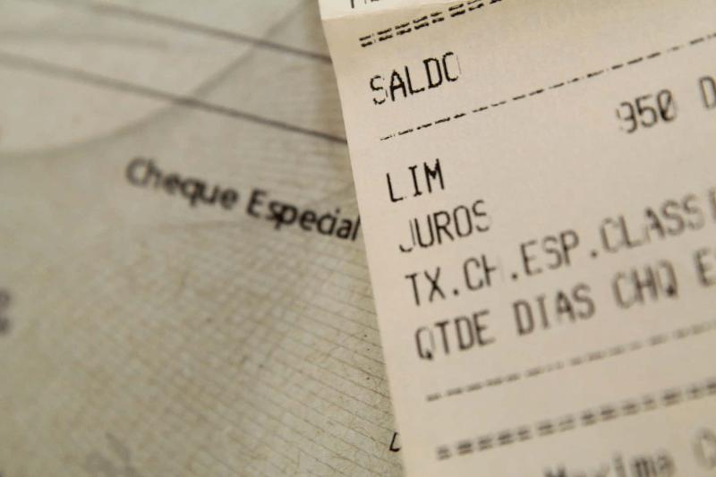 Resultado de imagem para cheque especial