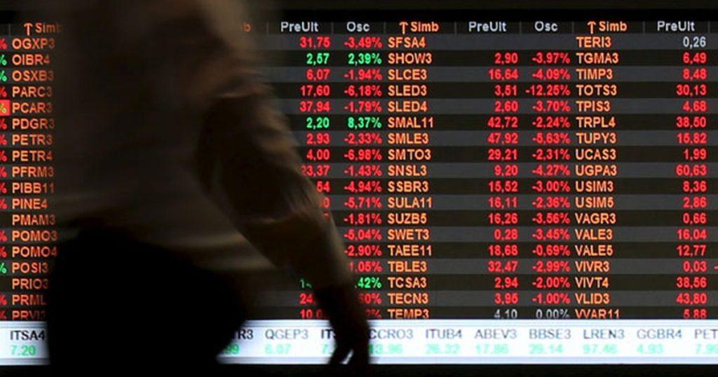 ações da bolsa de valores